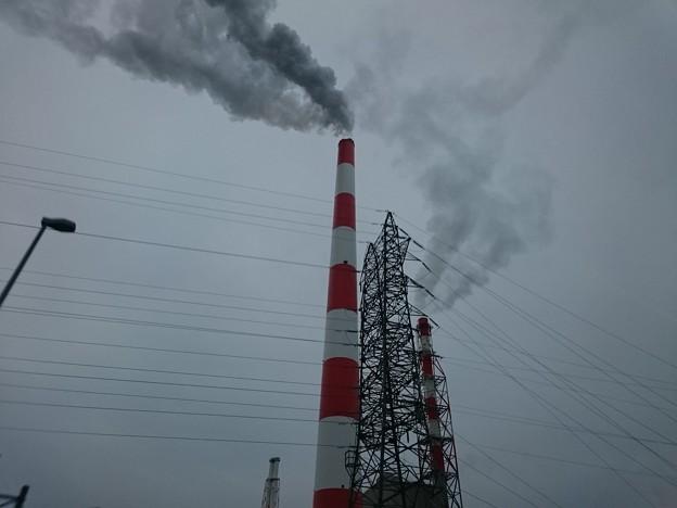 1月26日(火)の煙突