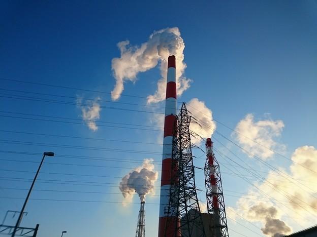 2月4日(木)の煙突