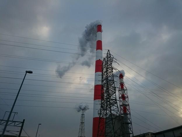 Photos: 2月10日(水)の煙突