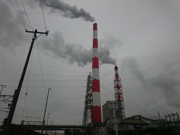 2月15日(月)の煙突