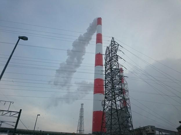 Photos: 2月17日(水)の煙突