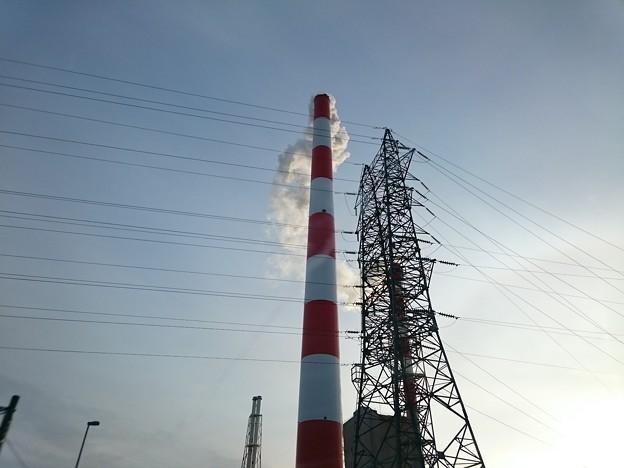 Photos: 2月18日(木)の煙突
