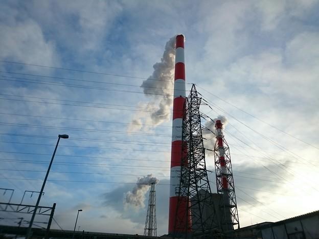 2月24日(水)の煙突