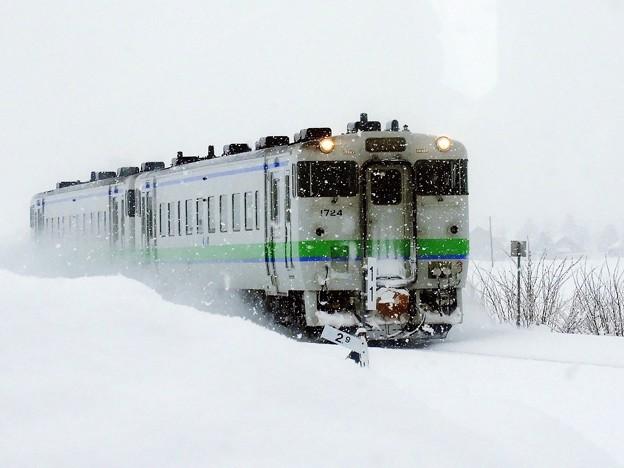 頑張れ!JR北海道