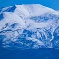 旭岳初冠雪