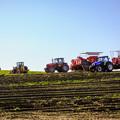 Photos: トラクターのある風景