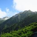 写真: 西穂高岳