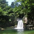 0719三段峡1滝1