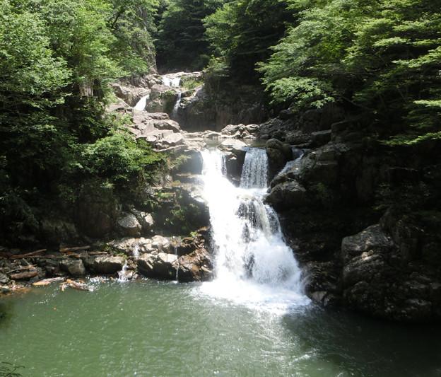 0719三段峡6散弾滝2