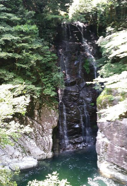 0719三段峡7姉妹滝