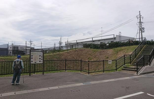 1011-8勝竜寺城土塁1