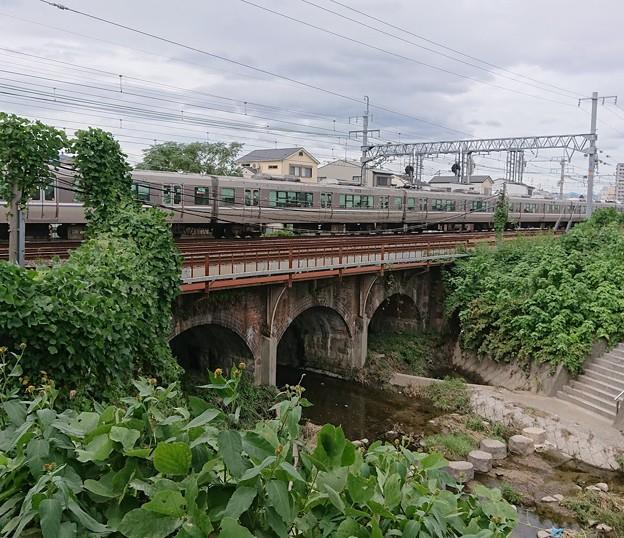 Photos: 1011-12老ヶ辻三連橋1
