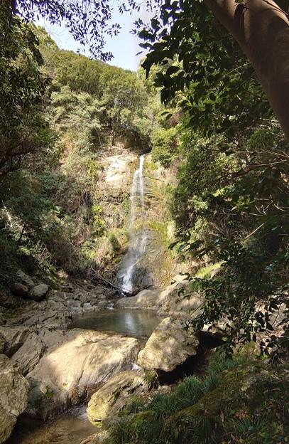 Photos: 0211-4黒蔵の滝5