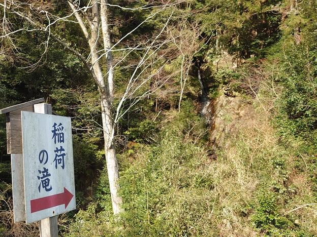 Photos: 0211-5稲荷の滝2