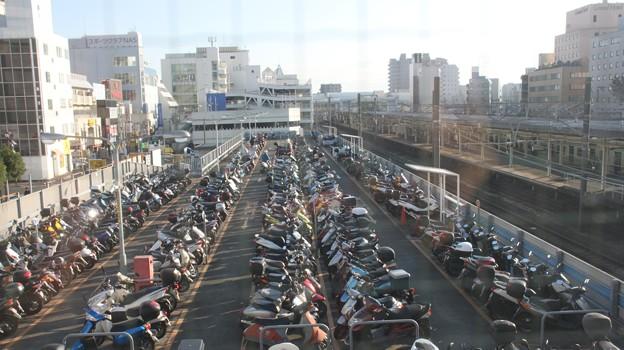 平塚駅で撮った