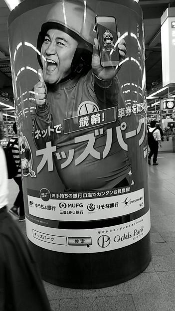 今夜の御堂筋線阪急電車能勢電車。6