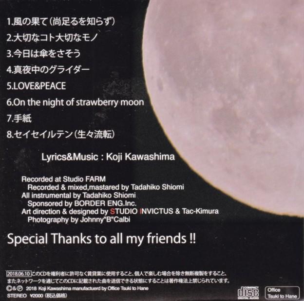 河嶋浩司-On the night of Strawberry Moon-3