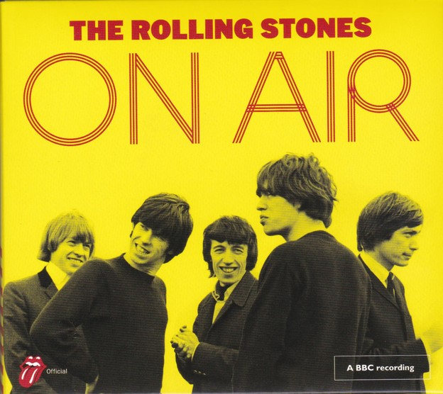 The Rolling Stones-On Air