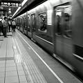 今夜の御堂筋線阪急電車能勢電車~そのいち。4