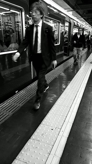 今夜の御堂筋線阪急日生エクスプレス、定期券売場経由~そのに。2