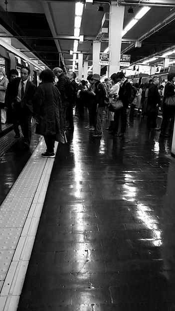 今夜の御堂筋線阪急日生エクスプレス、定期券売場経由~そのに。6
