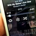 さ、梅田まで歩こ、どのルートで行きまひょか・・・Eric Bibb - Booker's Guitar1
