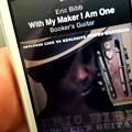 さ、梅田まで歩こ、どのルートで行きまひょか・・・Eric Bibb - Booker's Guitar4