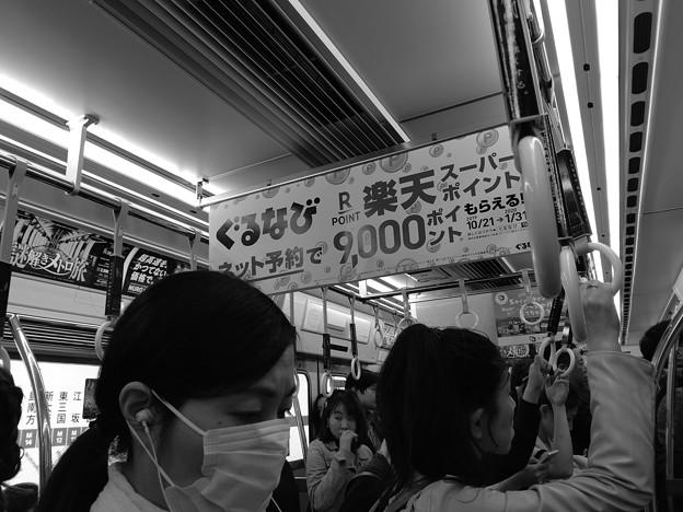 今夜の御堂筋線阪急電車能勢電車~そのに。1