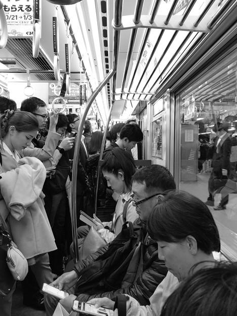 今夜の御堂筋線阪急電車能勢電車~そのに。2