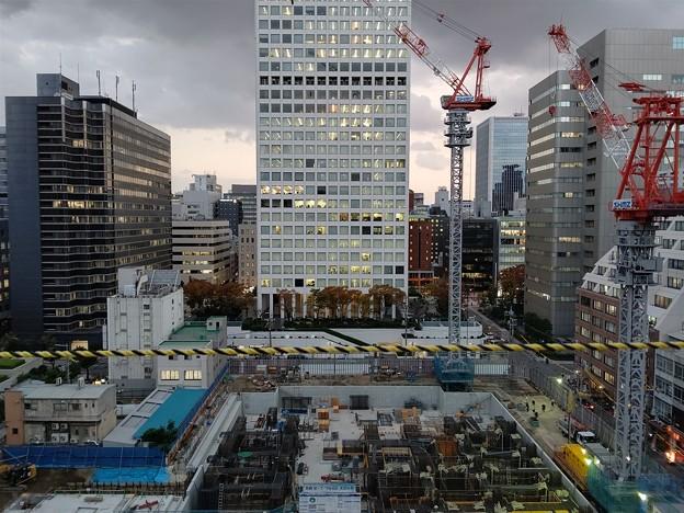 今夜の御堂筋線阪急電車能勢電車~そのいち。8
