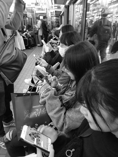 今夜の御堂筋線阪急電車能勢電車~そのに。5