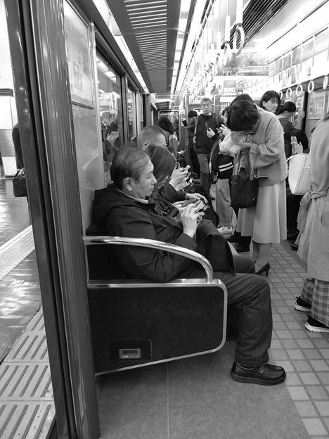 今夜の御堂筋線阪急電車能勢電車~そのに。6