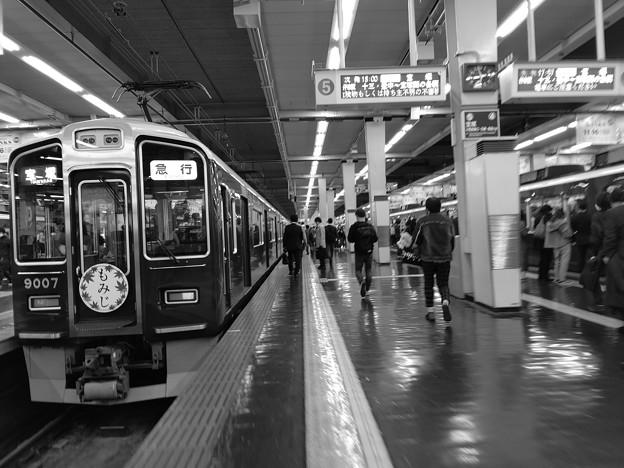 今夜の御堂筋線阪急電車能勢電車~そのに。10
