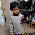 Photos: リモート破りのま、孫~(°°)4