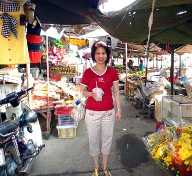 2010年47歳ベトナム市場