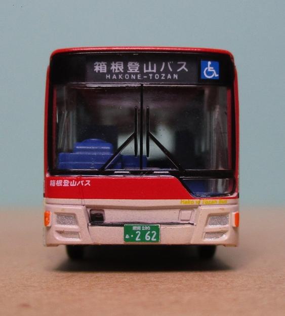 N282 箱根登山バスB262号車07 前面