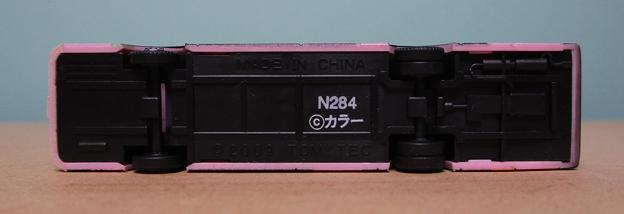 N284 箱根登山バスB253号車06 下面