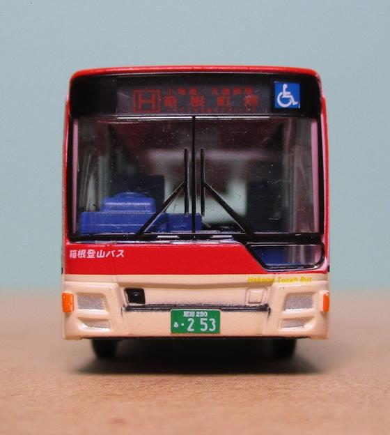 N284 箱根登山バスB253号車07 前面