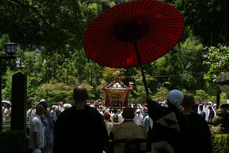 八雲神社大例祭円覚寺0720ta
