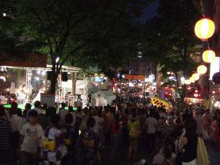 麻布納涼祭り0824b