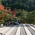 Photos: 銀閣寺銀沙灘1125ts