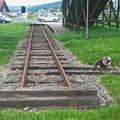 Photos: ♪線路は続かないよーここまでよー♪