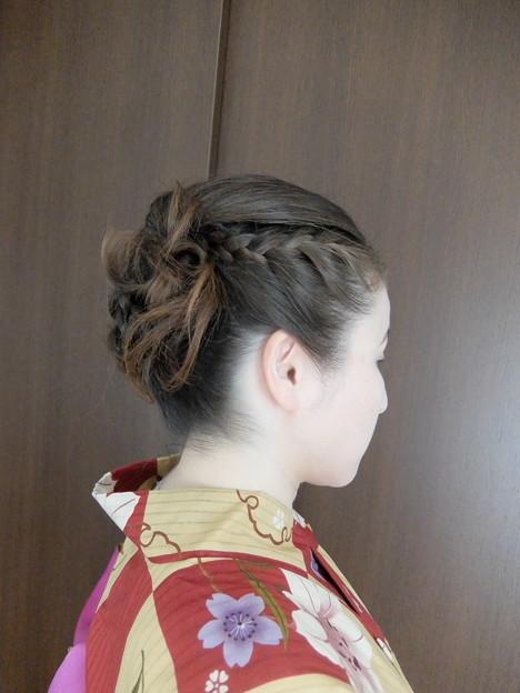 2017年の髪型