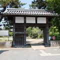 Photos: 旧前川口門