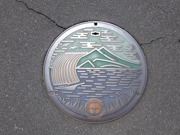 茨城県・土浦市(マンホールカード図案)