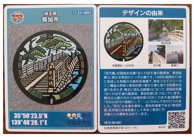 埼玉県・草加市