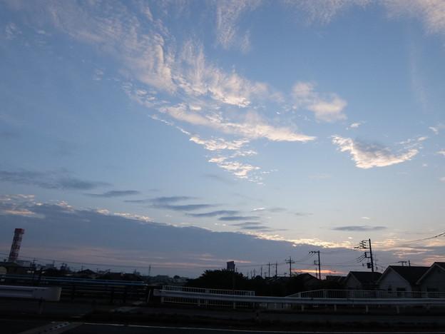 Photos: 3日 05:58