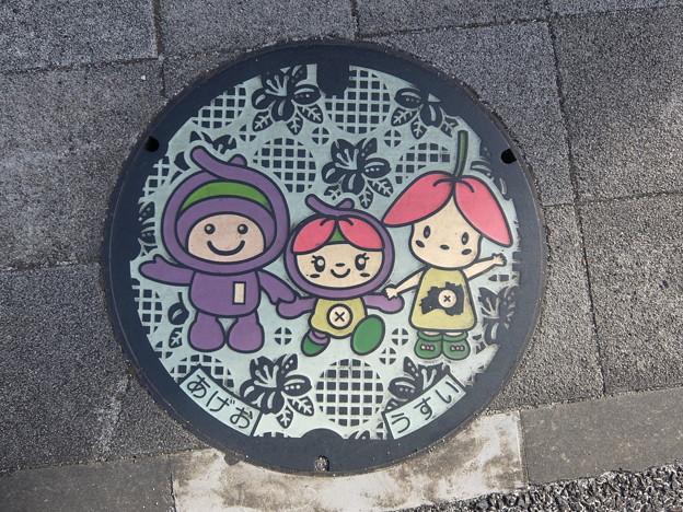 埼玉県・上尾市a(うすい)