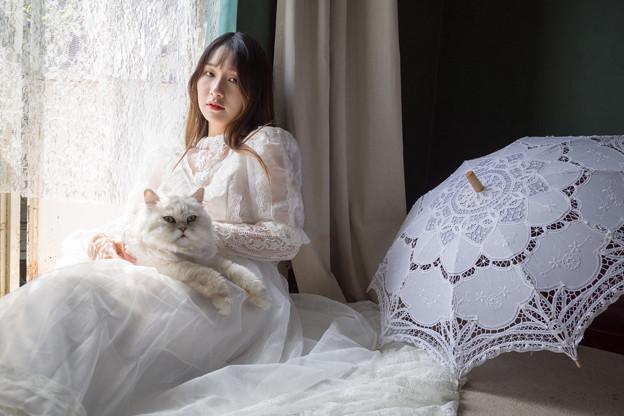 Photos: 愛しき白