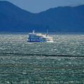 Photos: 琵琶湖 学習船「うみのこ」